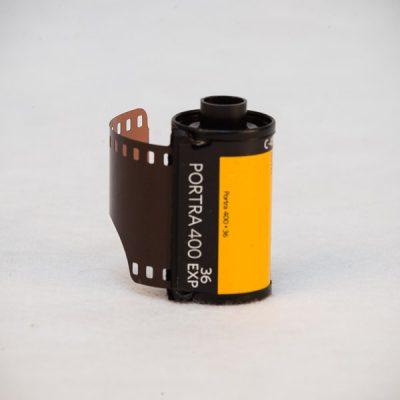 Kodak Porta, ASA 400, 35mm Film, Developing, Scanning, Darkroom, Malta, Alan Falzon, Film, Analog