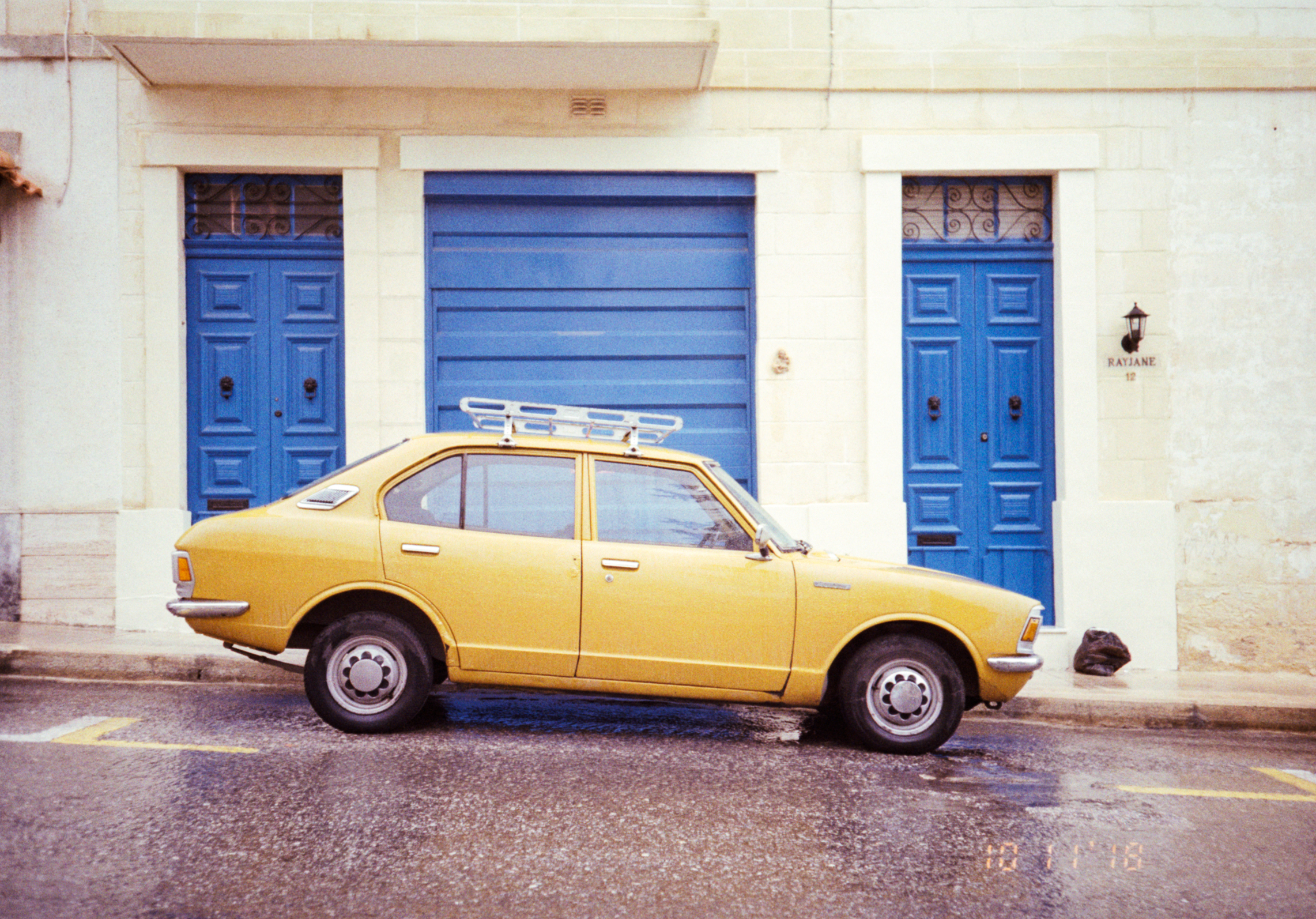 Kodak Color Plus, 35mm Film, Analog Photography, C41, Darkroom Malta, Alan Falzon, Film Developing