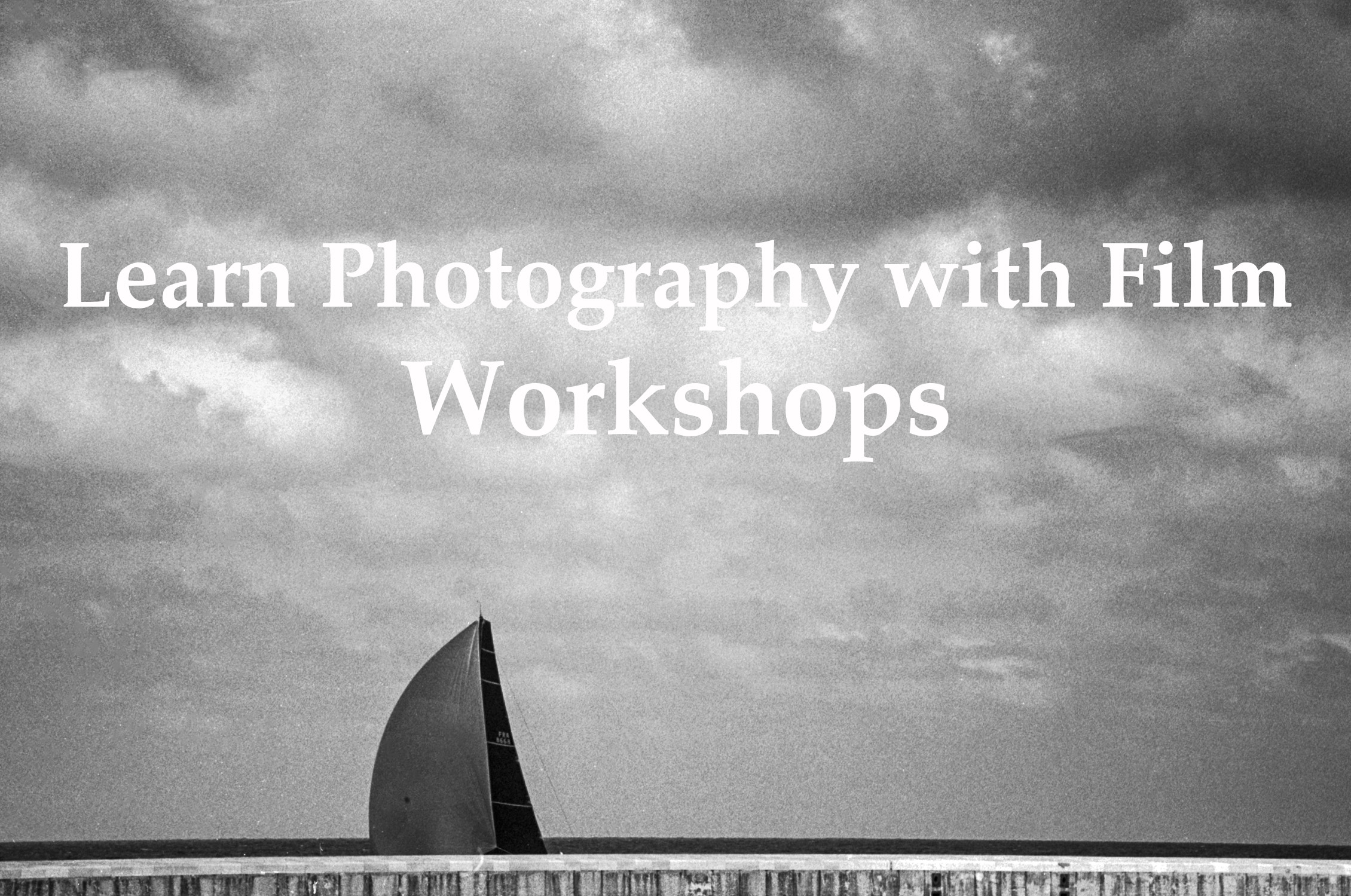 Learn Photography, Workshops, Film, 35mm