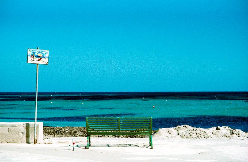 Kodak Ektachrome, E6, Slide Film, Cross-Processed, C41, St.Thomas Bay, Sea Side, Visit Malta, Darkroom Malta